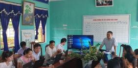 Tập huấn ứng dụng Công nghệ thông tin