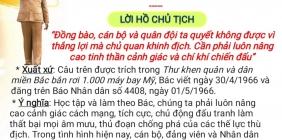 Học tập và làm theo tư tưởng, đạo đức, phong cách Hồ Chí Minh, tuần 4 tháng 4.2021